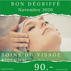 Aromaclear - Soin du visage...