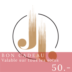 50 CHF - Bon cadeau