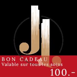 100 CHF - Bon cadeau