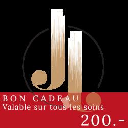 200 CHF - Bon cadeau