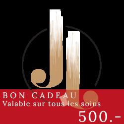 500 CHF - Bon cadeau