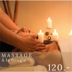 À la bougie - Massage - 60...